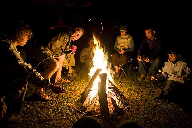 cheat fest camp fire